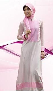 Kaos Muslimah Exora B-003 Soft Pink