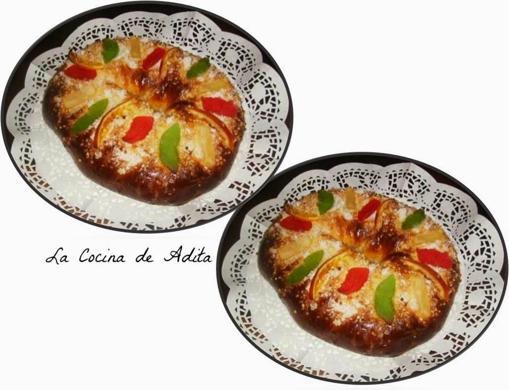 Roscon de reyes en la thermomix cocinar en casa es for La cocina de lechuza postres