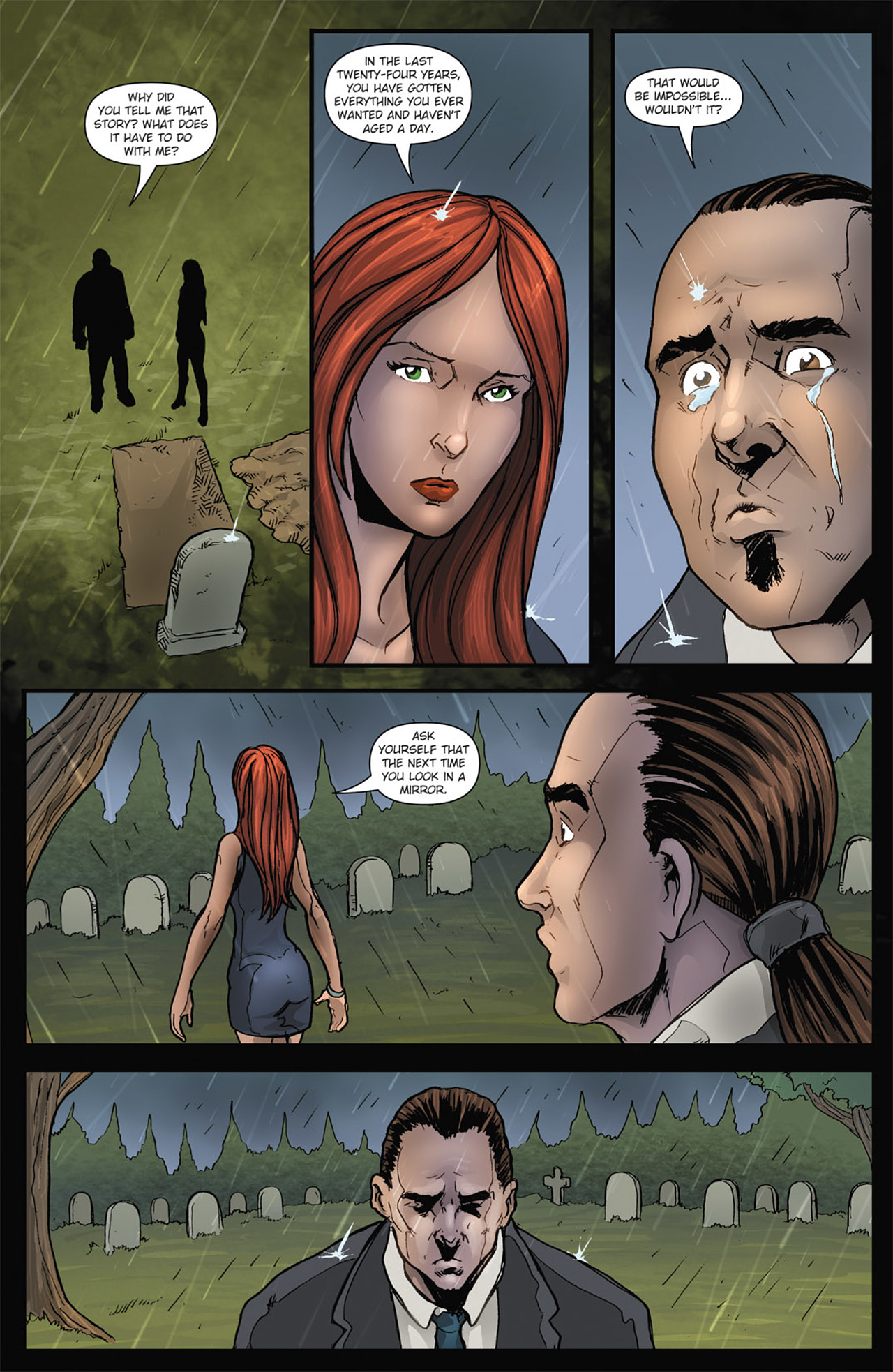 Grimm Fairy Tales (2005) Issue #35 #38 - English 18
