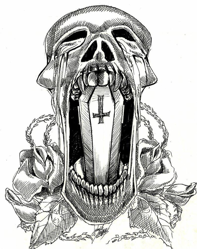 Antichrist Symbols And... Antichrist Cross Symbol