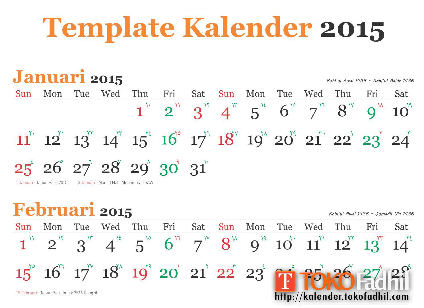 Free Download Pasaran Jawa Dan Kalender Bulan Januari 2015   Search ...