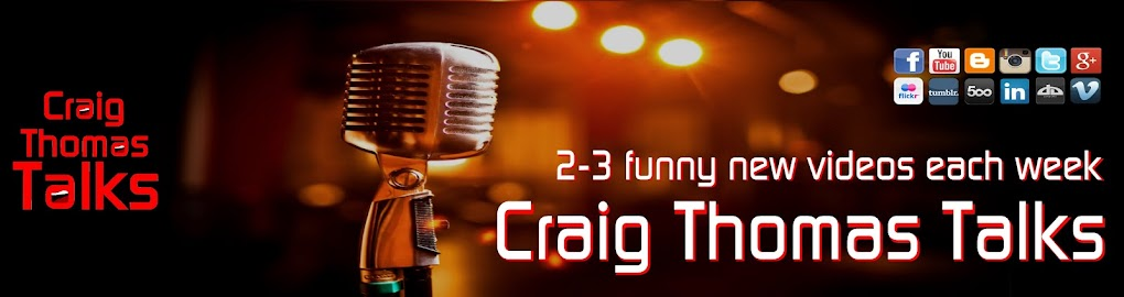 Craig Thomas Talks.....