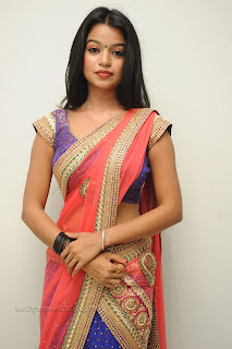 Bhavya Sri  Pictures in half saree 011.jpg