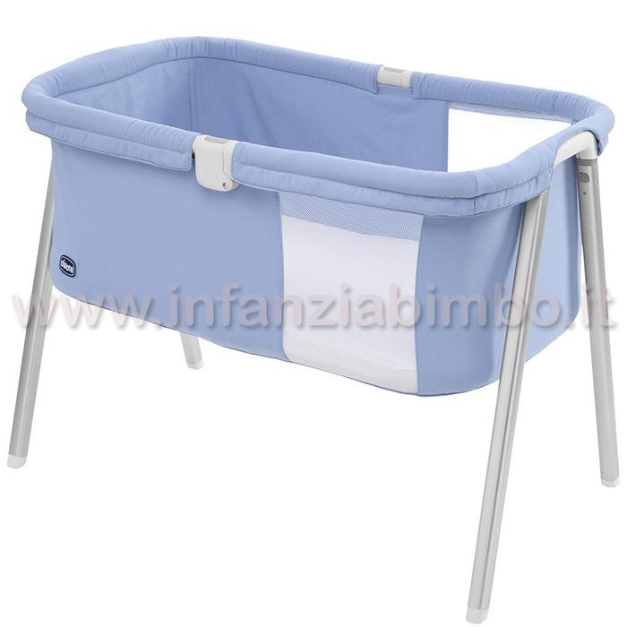Culla pieghevole chicco lullago azzurra infanzia bimbo blog for Azzurra culle