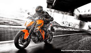 Berita Otomotif Terbaru : Harga Motor KTM The Beast Siap Dirilis