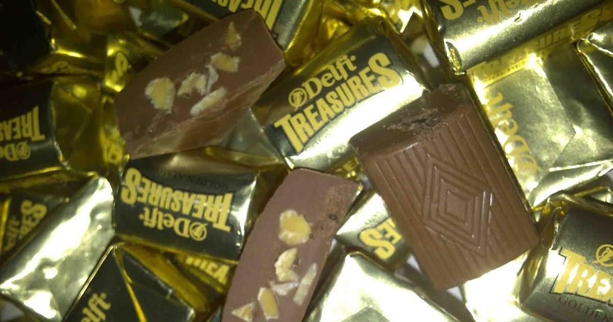 Cokelat Delfi Chaca Milk, Cokelat Delfi Chaca Crispy ...