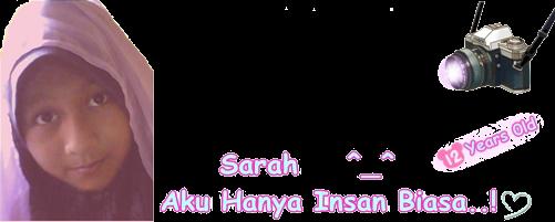 Sarah Si Mata Bulat