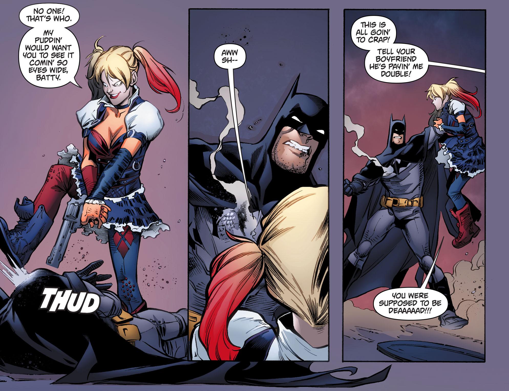 Batman: Arkham Knight [I] Issue #22 #24 - English 12