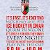Ice hockey tournament starts tonight