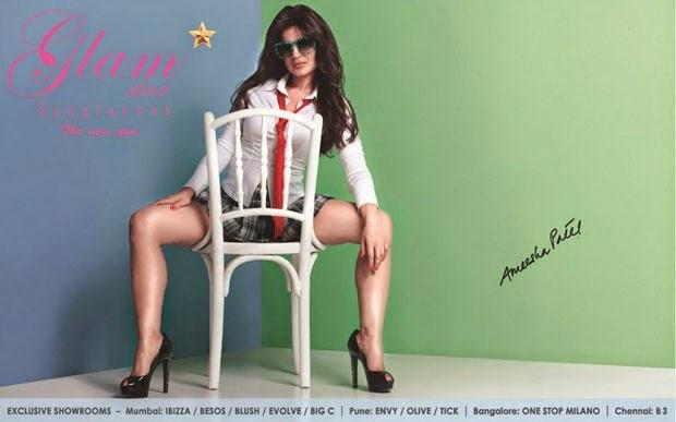 Ameesha+Patel+spreads+her+legs