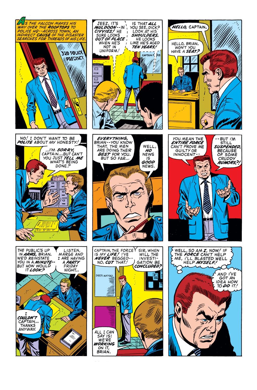 Captain America (1968) Issue #157 #71 - English 11