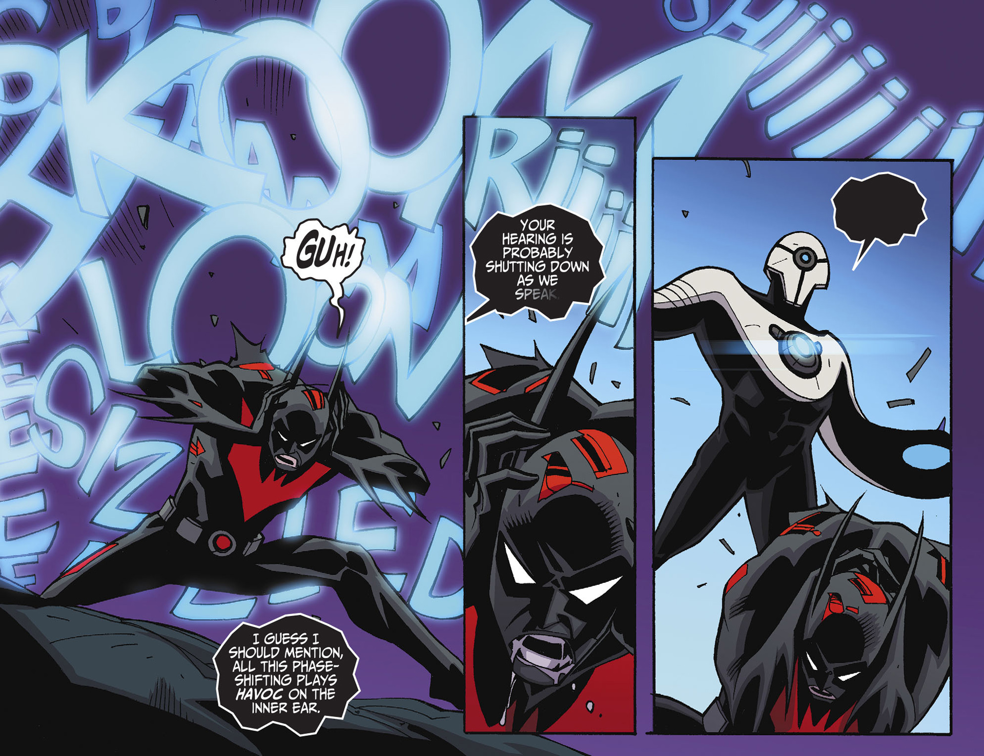 Batman Beyond 2.0 Issue #9 #9 - English 13