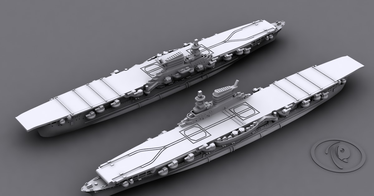 tiny thingamajigs  regia marina  their aircraft carriers