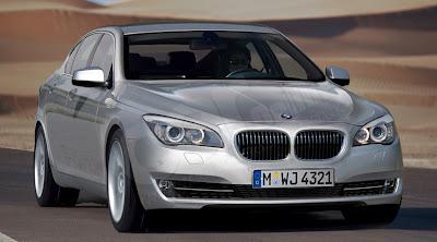 2010 BMW 5