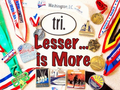 Lesser is More