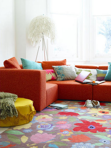 Bright Living Room Color Ideas
