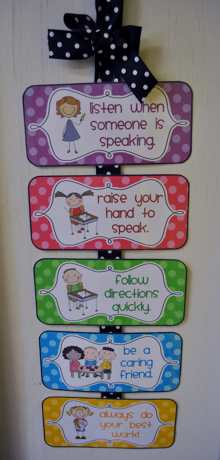 Classroom Decoration Freebies ~ Mrs ricca s kindergarten classroom management freebies