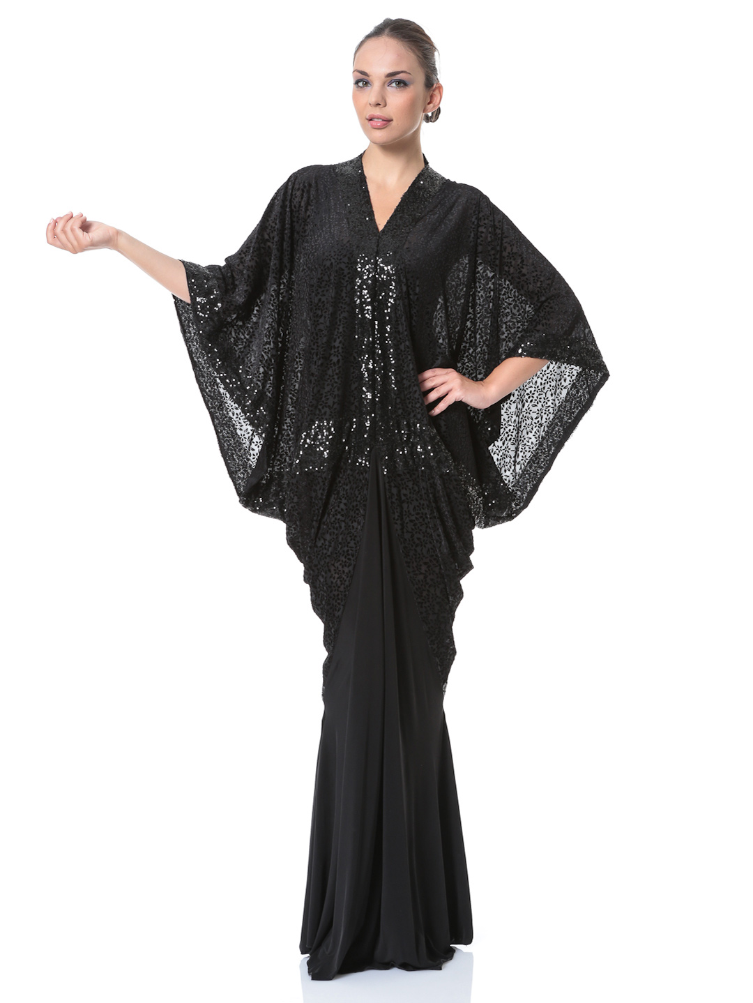 Abaya Dubai Abaya Fashion 2013 Luxury Dubai Abayas