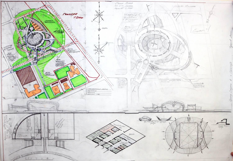 Уроки дизайна интерьера: Как составить подробное техническое 70