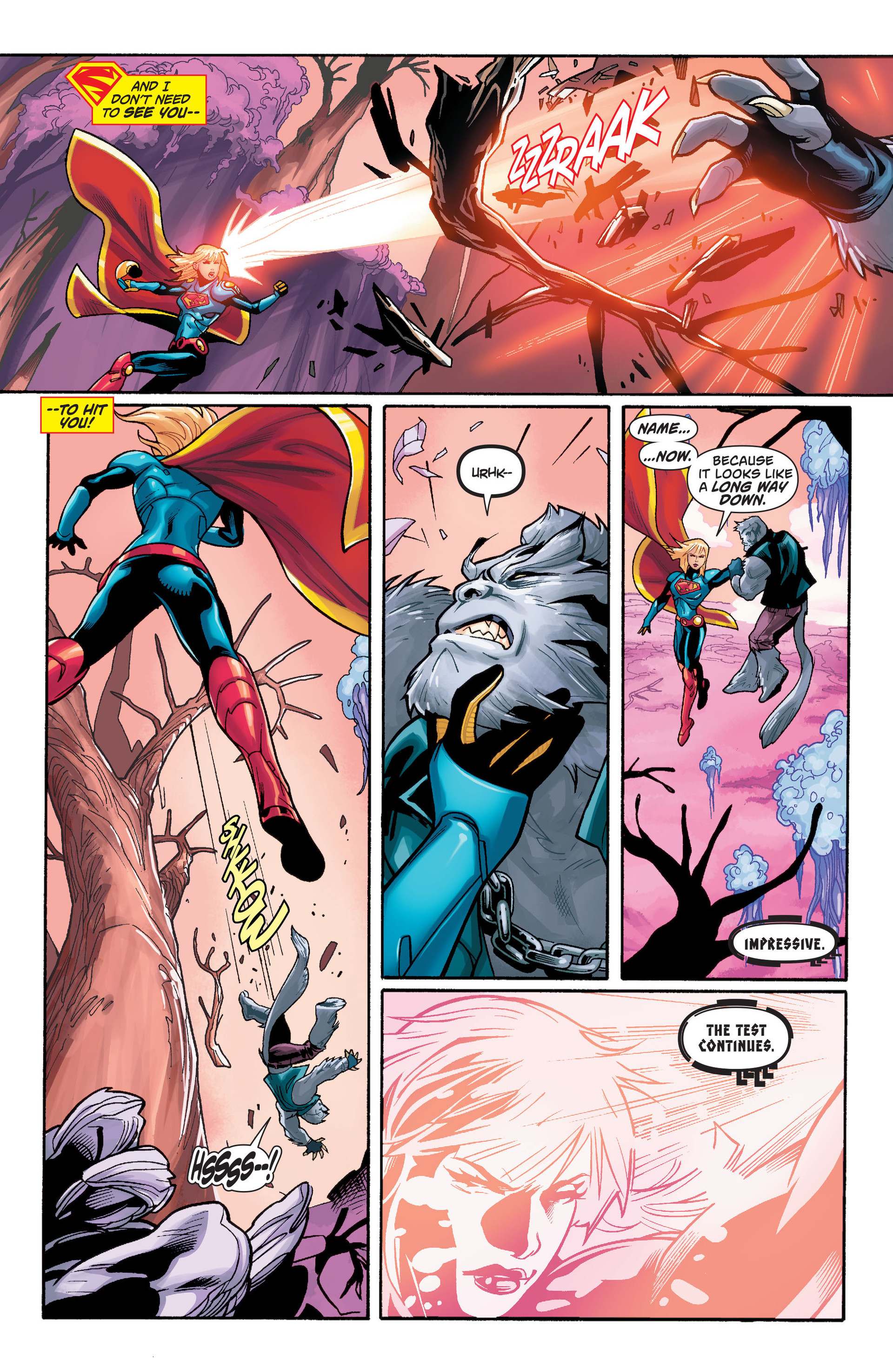 Supergirl (2011) Issue #36 #38 - English 12