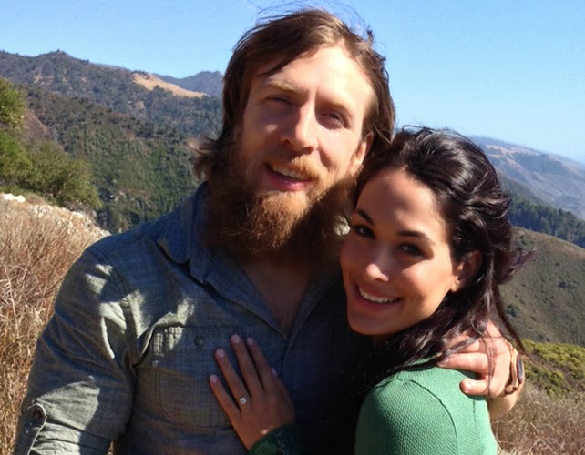 Daniel Bryan Girlfriend 2013 Adam's Wrestling: Octo...