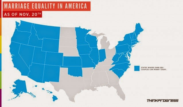 MARRIAGE EQUALITY IN THE USA ...