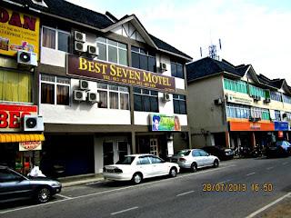 Motel in Langkawi Malaysia