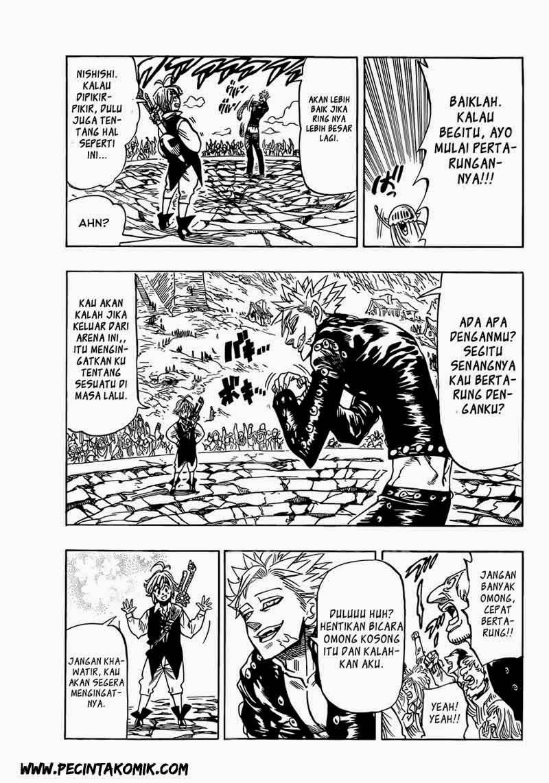Nanatsu No Taizai Chapter 34-5
