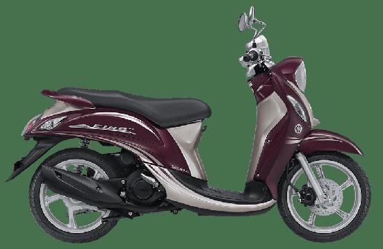 Yamaha Fino FI Premium