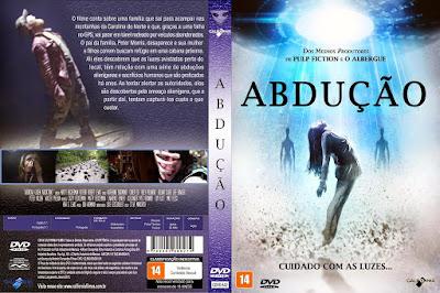 Filme Abdução DVD Capa