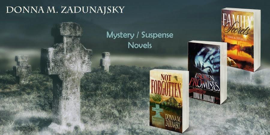 Donna M. Zadunajsky's Blog