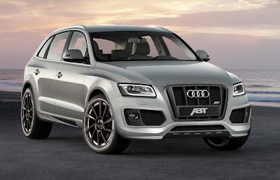 Audi Q5 Facelift by ABT : Retouches stylistiques & mécaniques