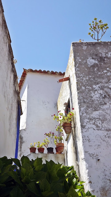 One Day in Obidos