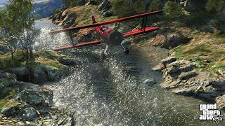 Grand Theft Auto V  Plane