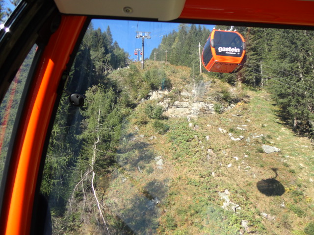 Stubnerkogelbahn Cable cars Bad Gastein