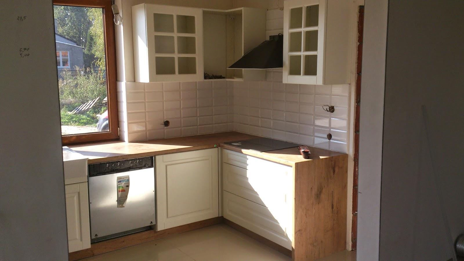 Budujemy Dom 36 Kuchnia