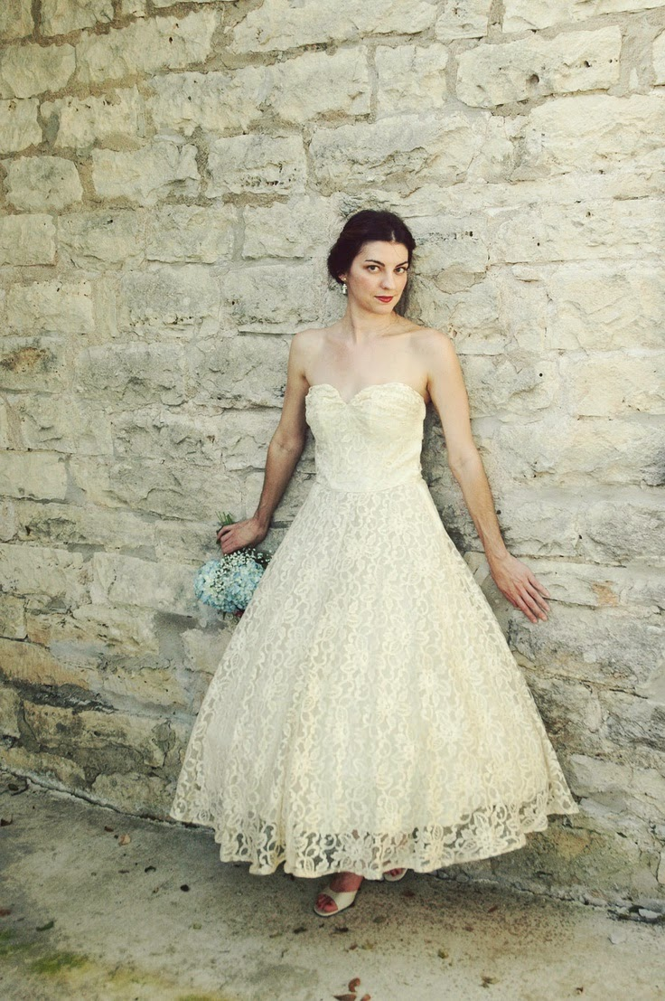 10 Tea Length Wedding Dresses Vintage - Tea Length Wedding Dresses ...