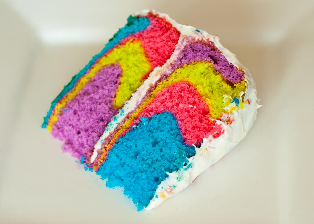 Rainbow Cake Artinya : Sistia Ardya: Rainbow Cake