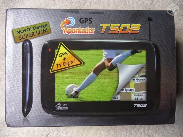 Atualização GPS 2015 Apontador T502-T503 Download Baixar