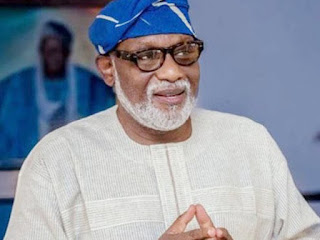 Impeached Ondo Speaker set to approve 'illegal' budget for Gov. Akeredolu – Majority Leader alleges