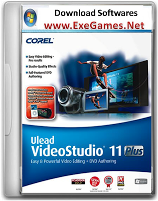Ulead Video Studio 11 Plus