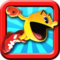 PAC-MAN DASH! App iTunes App Icon Logo By NamcoBandai Games Inc - FreeApps.ws