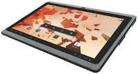 features of zen ultra tab a 100