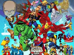 Süper Kahramanlar Oyunu