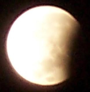 Gerhana Bulan Total, Gerhana Bulan 16 Juni 2011