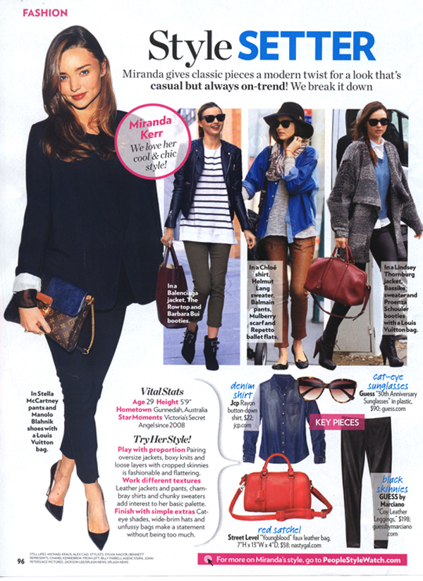 Here Now A Denver Style Blog Style Crush Miranda Kerr