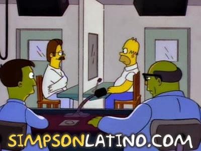 Los Simpson 8x08