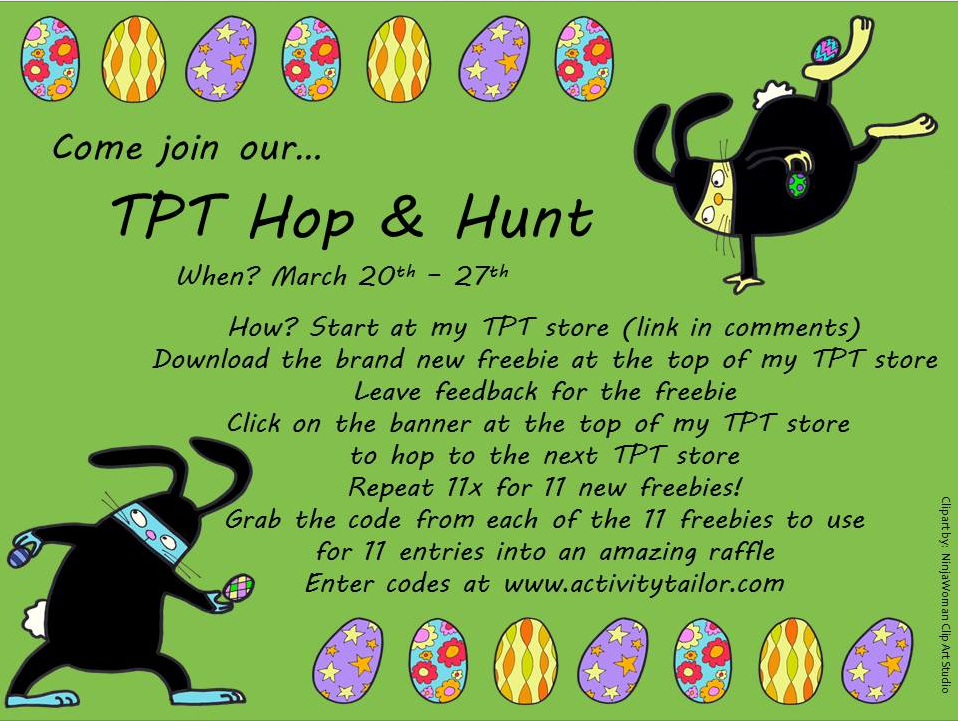 Hop and Hunt: All Y'all Need