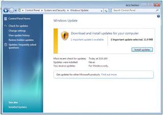 Cara Menghapus Tanda Silang Merah Di Notifikasi Baterai Windows 7