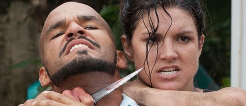 gina carano new action movie